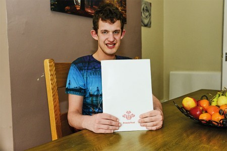 Aiding Callam to live in his own home