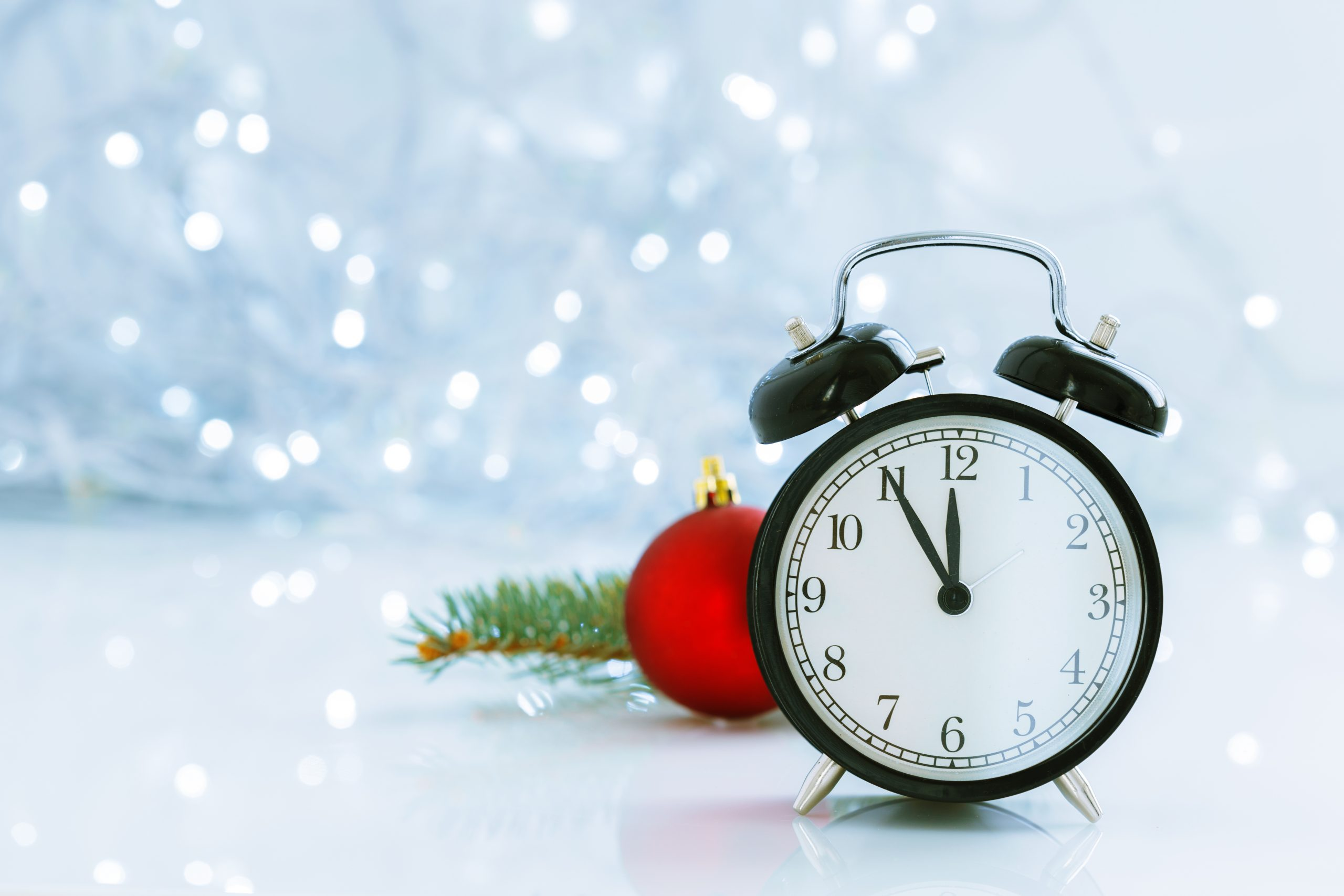 Opening times during the festive period