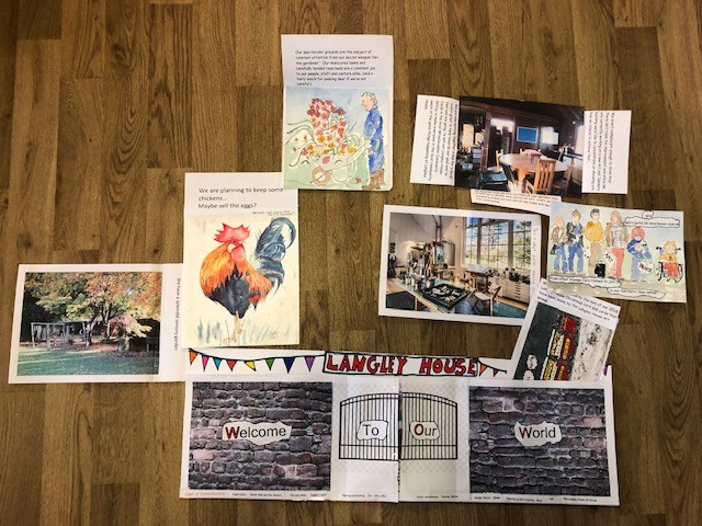 Langley House's art hub has a big impact
