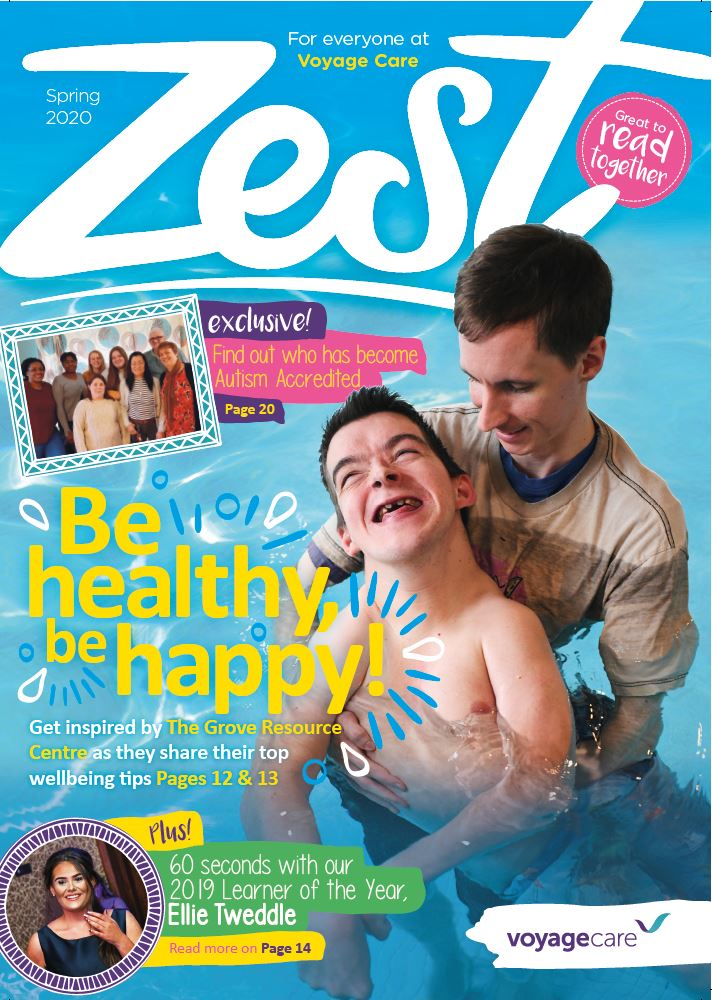 Zest Spring 2020 is here!