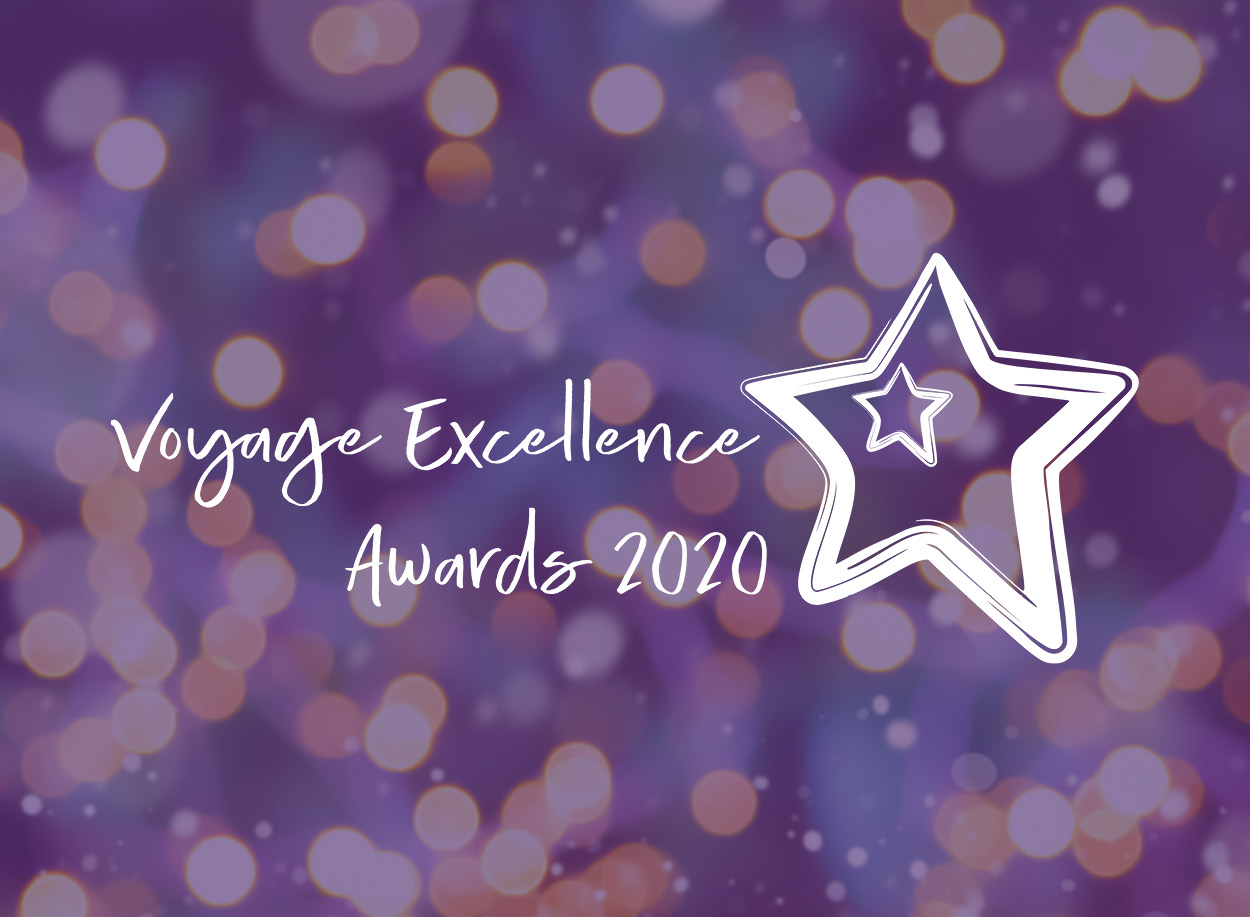 Nominations are now open for the Voyage Excellence Awards 2020!