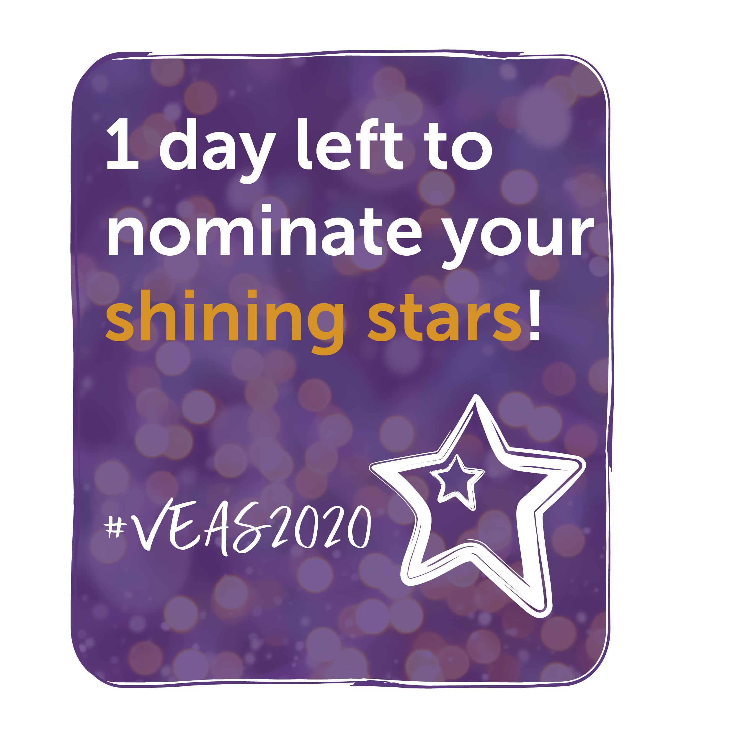 Voyage Excellence Awards 2020, nominations are drawing to a close!