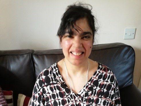 Ayesha's life changing transition journey