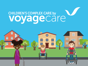 Focused Healthcare rebrand as Children's Complex Care by Voyage Care!