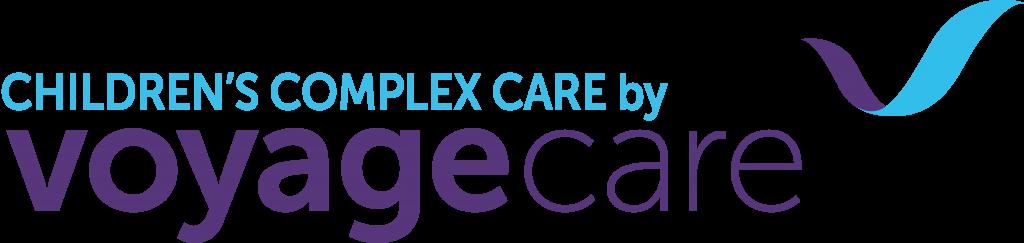 Children's Complex Care by Voyage Care's new rebrand logo