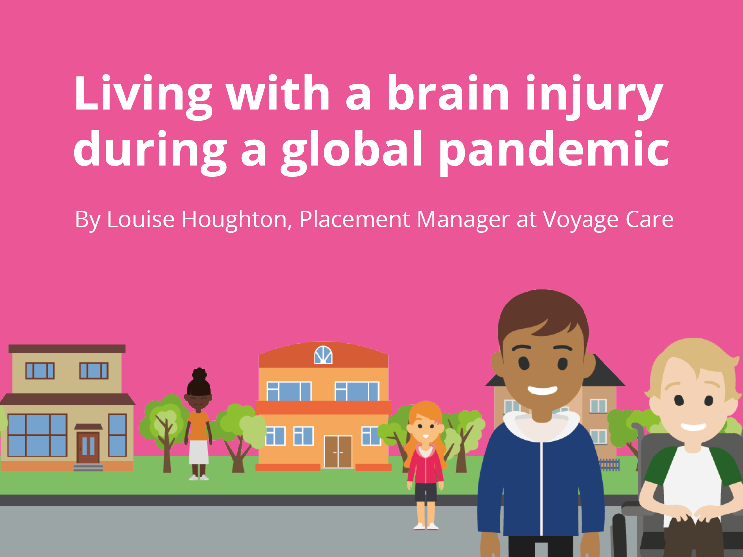 Living with a brain injury during a global pandemic