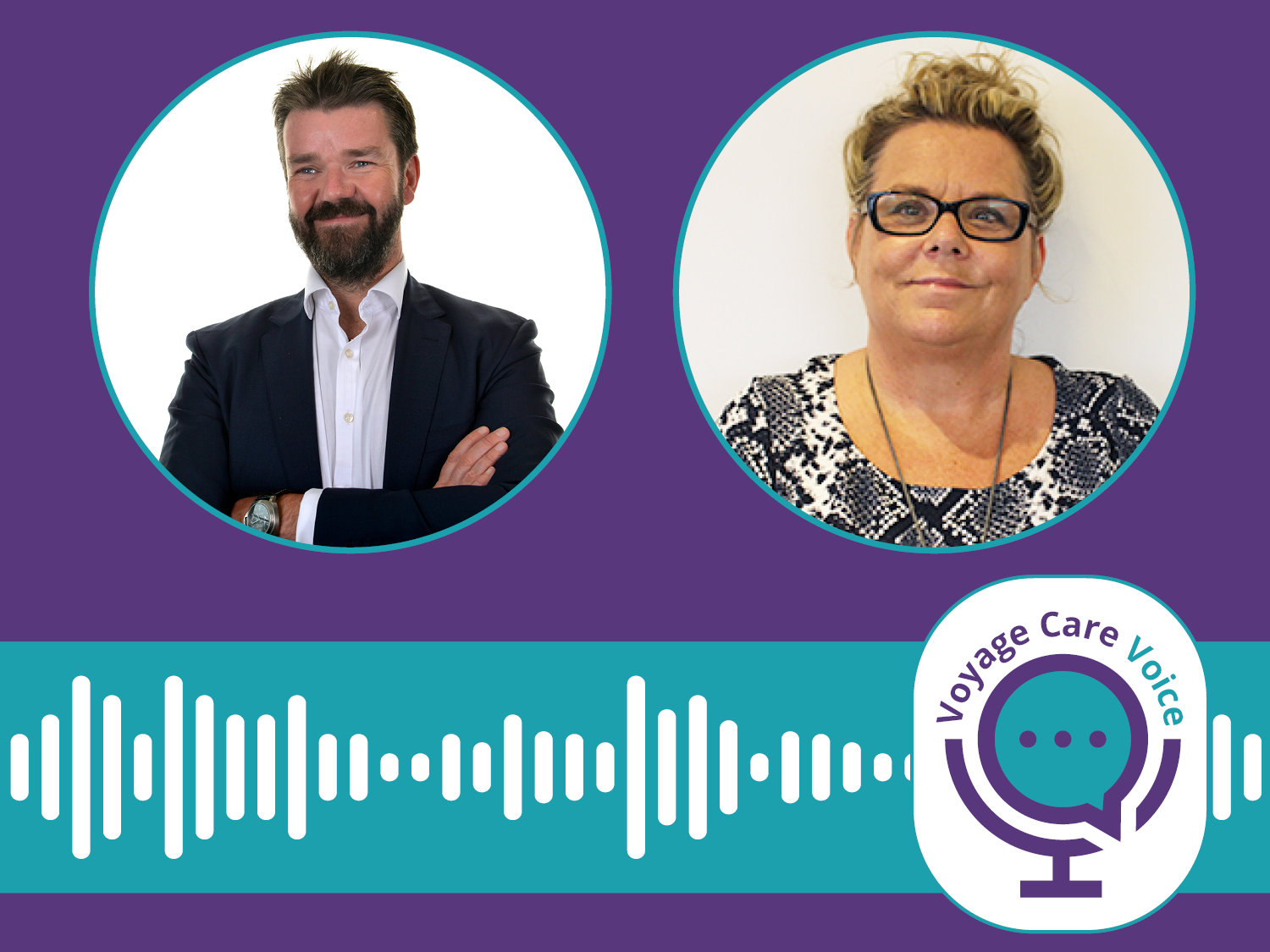 Voyage Care Voice – S2E1 Part 2: Amanda Griffiths and Andrew Cannon discuss DNR orders and quality regulators